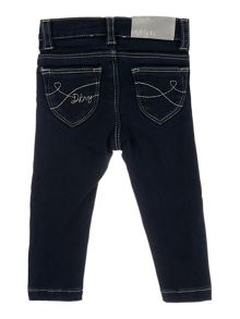 DKNY Baby girls Denim trousers