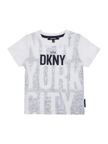DKNY Baby boys Short sleeve t-shirt