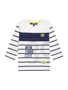 DKNY Baby boys Long sleeve t-shirt