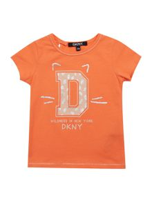 DKNY Baby girls Short sleeved t-shirt