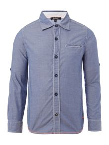 DKNY Boys Chambray shirt