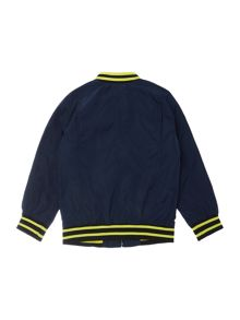 DKNY Boys striped ribs jacket