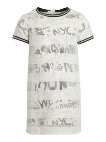 DKNY Girls Straight fit dress
