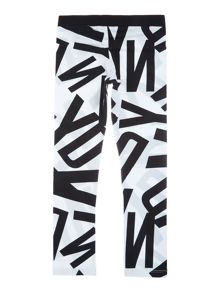 Girls Jersey leggings