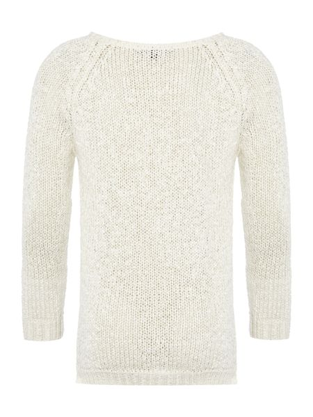 DKNY Girls Knitted sweater