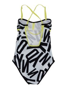 DKNY Girls Swimsuit
