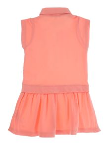 Hugo Boss Baby Girls Very Short Sleeved Dress