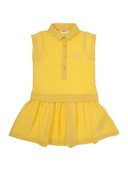Baby Girls Very Short Sleeved Dress