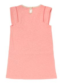 Hugo Boss Baby Girls Cotton And Linen Dress