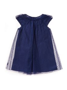 Hugo Boss Baby Girls Tulle And Sequins Dress