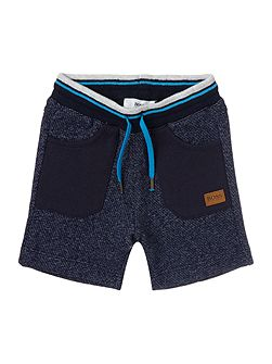 Baby Boys Fleece Bermuda Shorts