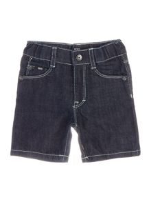 Hugo Boss Baby Boys Denim Bermuda Shorts