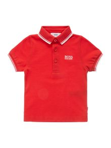 Hugo Boss Baby Boys Short Sleeve Polo Shirt