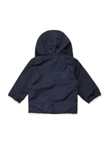 Baby Boys Coated Windbreaker Jacket
