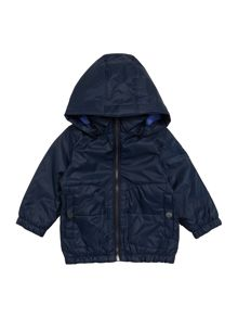 Hugo Boss Baby Boys Coated Windbreaker Jacket