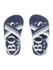 Hugo Boss Baby Boys Flip Flops