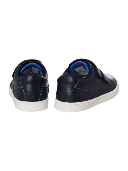 Hugo Boss Baby Boys Leather Trainers