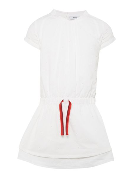 Hugo Boss Girls Embroider Dress