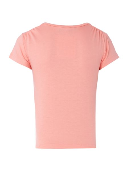 Hugo Boss Girls Very Short Sleeved T-Shirt