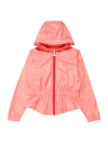 Hugo Boss Girls Coated Winder Break Jacket