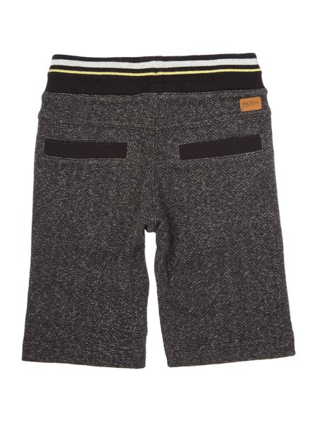 Hugo Boss Boys Fleece Bermuda Shorts