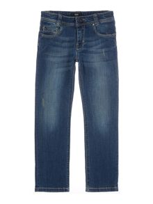 Hugo Boss Boys Denim Pants