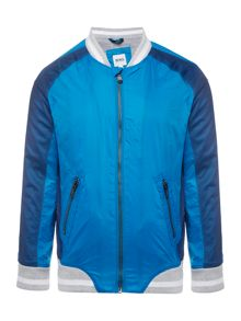 Hugo Boss Boys Raglan Sleeved Jacket