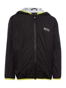 Boys Coated Wind Breaker