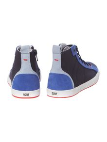 Hugo Boss Boys Ankle Trainers