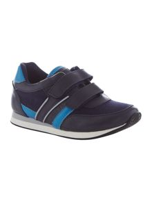 Hugo Boss Boys Velcro Trainers