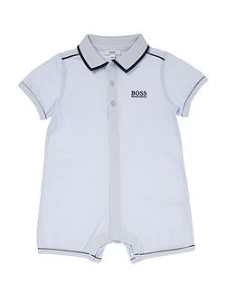 Baby Boys Short Bodysuit