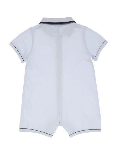Hugo Boss Baby Boys Short Bodysuit