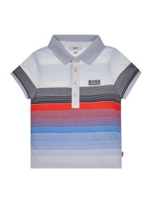 Hugo Boss Baby Boys Short Sleeved Polo Shirt