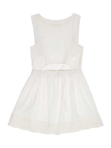 Une Fille Girls Vintage inspired dress