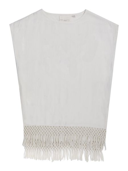 Une Fille Girls Poncho dress
