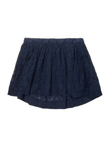 Une Fille Girls Lace skirt