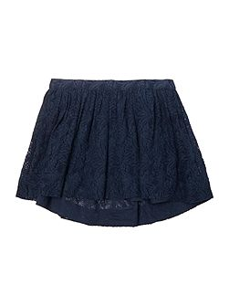 Girls Lace skirt
