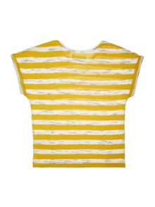 Une Fille Girls Striped t-shirt