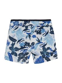 Baby boys All over printed board shorts