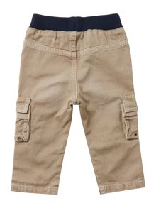Timberland Baby boys Slim fit twill trousers