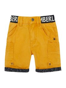 Timberland Baby boys Regular fit bermuda shorts