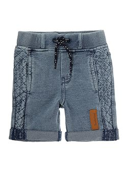 Baby boys Cotton fleece bermuda shorts