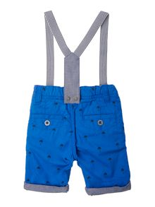 Timberland Baby boys Bermuda shorts with braces