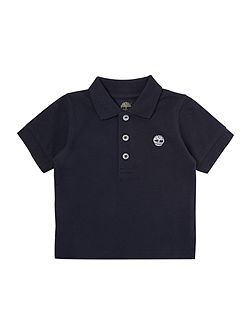 Baby boys Polo shirt logo embroidered