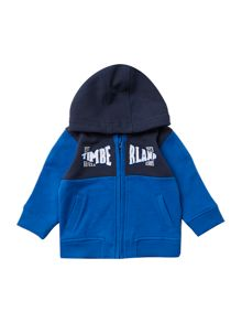 Timberland Baby boys Hooded cardigan