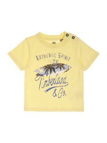 Timberland Baby boys Short sleeved t-shirt