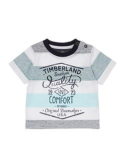 Baby boys Striped t-shirt