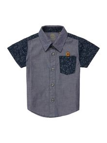 Timberland Baby boys Cotton chambray shirt