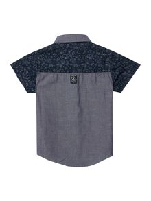 Baby boys Cotton chambray shirt