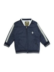 Timberland Baby boys Coated windbreaker jacket